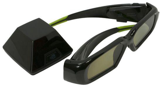 Очки NVidia для игр