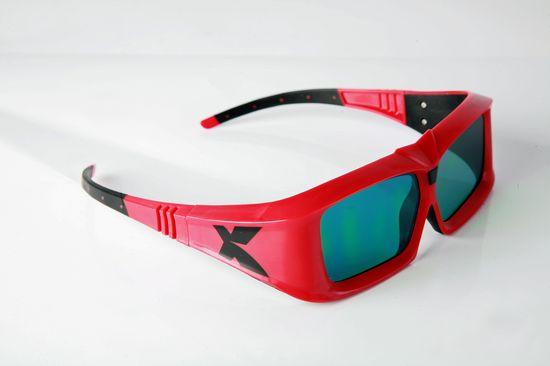 Затворные активные очки Xpan 3D